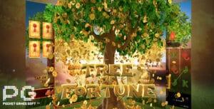 รีวิว Tree of Fortune ค่าย PGSLOT